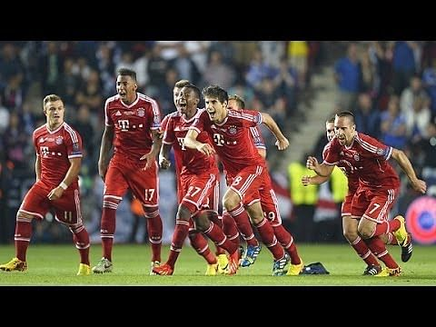 Video: Bayern Munich tiki-taka compilation under Pep Guardiola