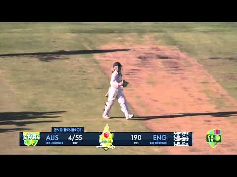 Video: Amazing stumping in Women's Ashes