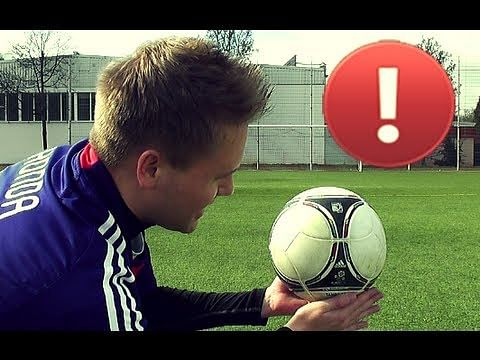 Knuckleball free-kick tutorial: How to hit a free-kick like Cristiano Ronaldo and Gareth Bale?