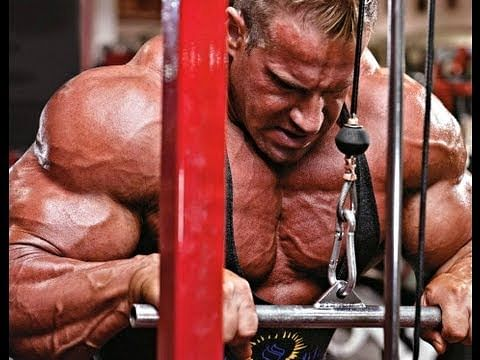 Bigger Arms - Bodybuilder Secrets