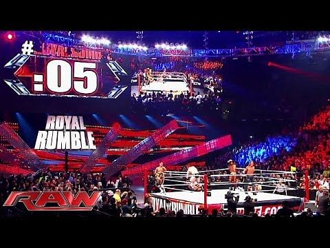 Video: Royal Rumble by the numbers