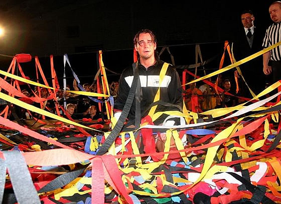 Cm Punk Leaves Ring Of Honor
