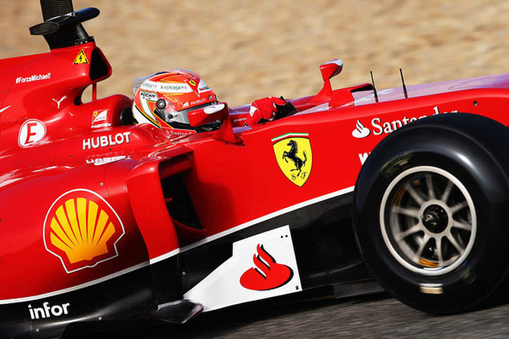 Kimi Raikkonen tops quiet first day at Jerez