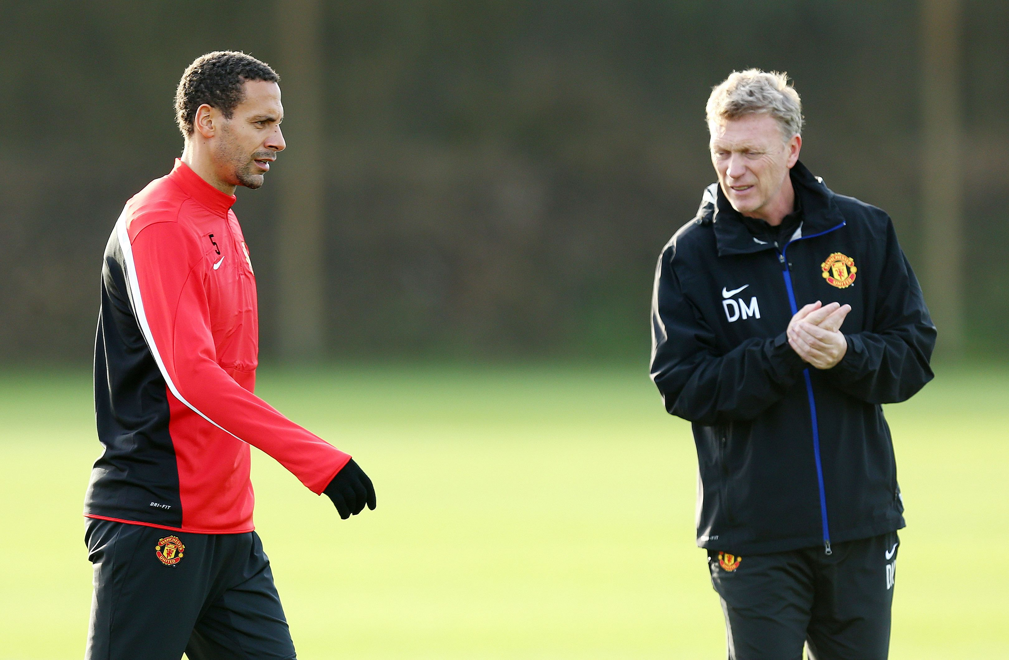 Rio Ferdinand: Manchester United will finish top four and qualify for the Champions League
