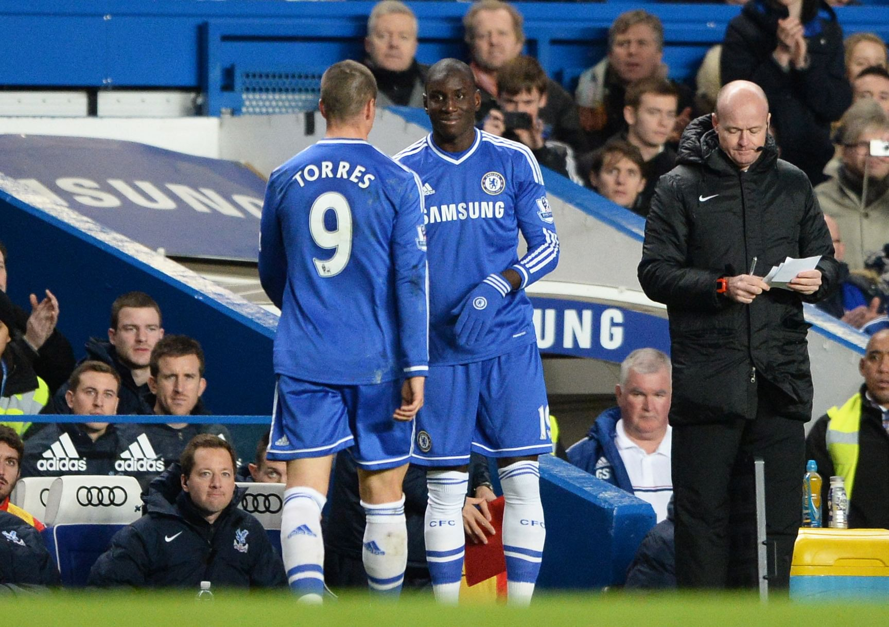 "Ray Parlour: Demba Ba would be ""perfect"" at Arsenal"