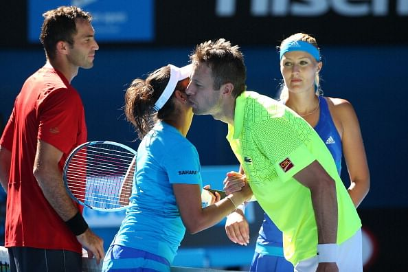 Sania Mirza and Horia Tecau lose mixed doubles final at Australian Open