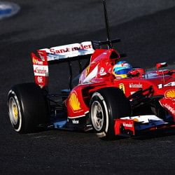 F1: First Impressions from testing at Jerez