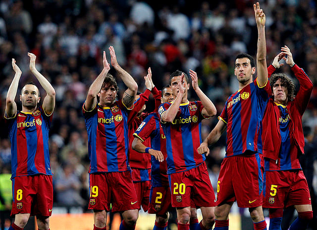 FC Barcelona: Best team In the world since 2004?