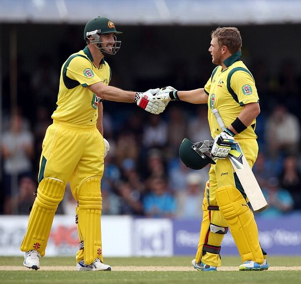 Stats: Highest partnerships in 2013 in ODIs