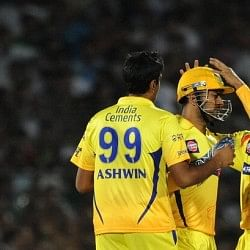 Chennai Super Kings retain 5 players - Dhoni, Raina, Ashwin, Jadeja and Bravo