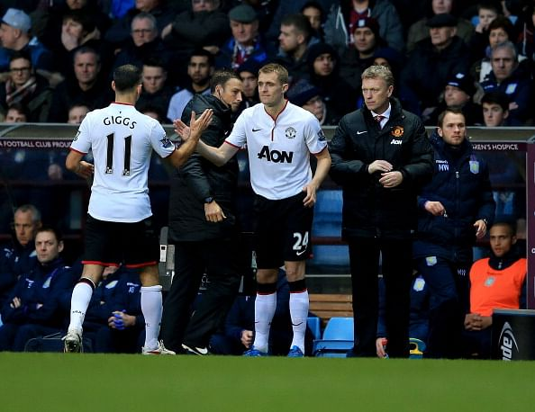 Darren Fletcher dismisses reports of dressing room mutiny at Manchester United