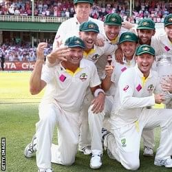 Australia you beauty! - Michael Clarke's mission to rebuild the world champion team