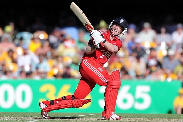 Australia vs England 2013-14: England sweat over Eoin Morgan's fitness ahead of the third ODI