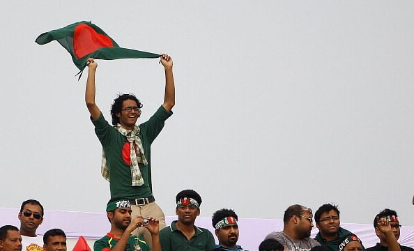 The plea of a cricket fan from Bangladesh