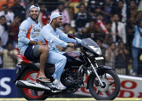 MS Dhoni launches 'Bike Festival of India'
