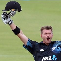 Corey Anderson breaks Shahid Afridi's 18-year-old world record, hits fastest century in ODIs