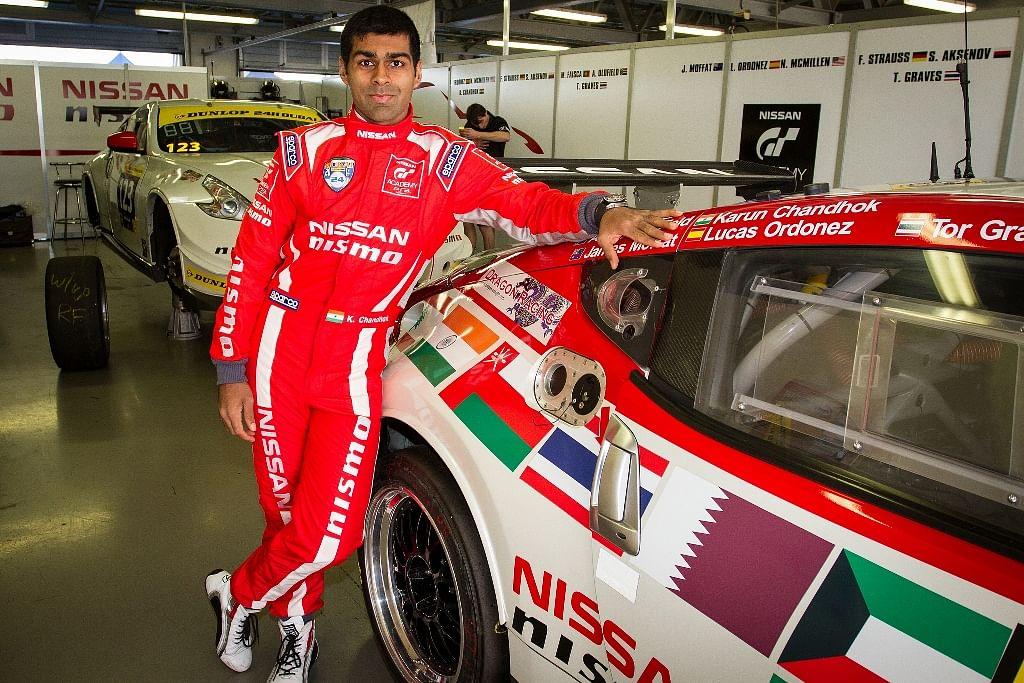 Karun Chandhok Secures Podium Finish At Dubai 24hours