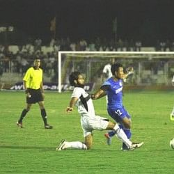 Federation Cup 2014 Day Five Review: Dempo hold Mohammedan to progress to the semis
