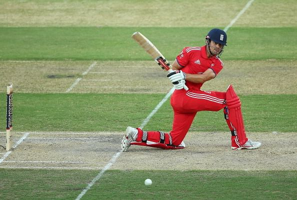 England captain Alastair Cook to miss Caribbean tour