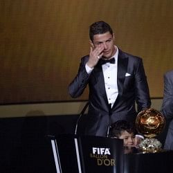 FIFA Ballon d'Or 2013: Complete list of winners