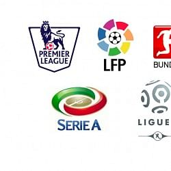 Stats: Which is the most competitive League in Europe?