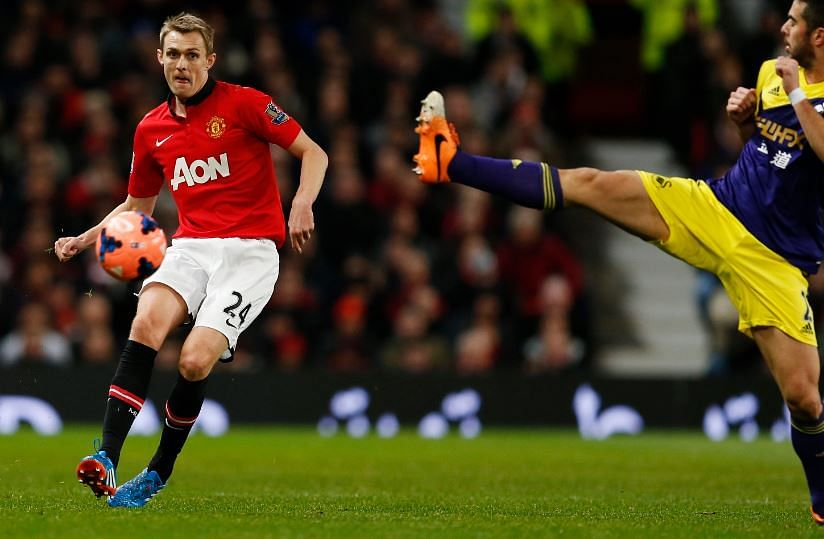 Darren Fletcher shows Manchester United just what they've missed