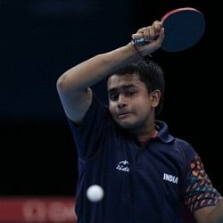 Soumyajit Ghosh, Ankita Das enter quarterfinals at Lusofonia Games