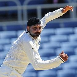Harbhajan Singh fined 25% match fee for excessive appealing during Ranji Trophy semifinal