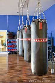 Why Punching bags are used in boxing