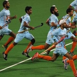 Sardar Singh set to lead India at the Hockey World League Finals