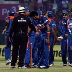 Stats: Runs conceded by India in last 17 ODIs