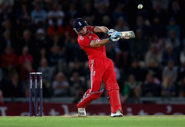 Stats: Most runs from fours and sixes in a T20 international match