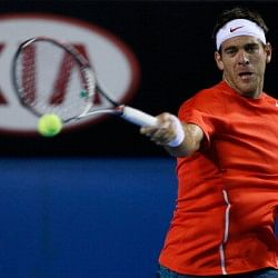 The wrist does him in yet again; Juan Martin del Potro laid low by severe wrist pain