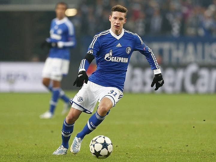 Should Juve sign Draxler?