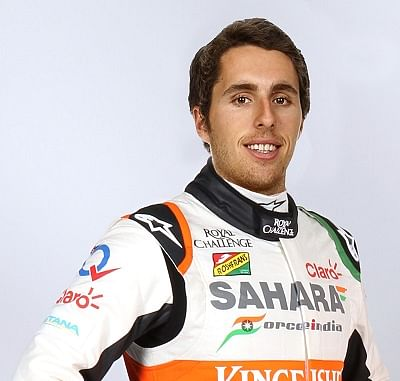 Force India reserve Juncadella will drive at Jerez test