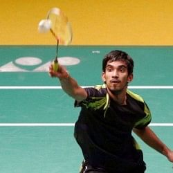Indian challenge ends at Malaysia Open as K Srikanth loses