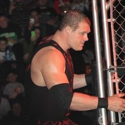 Photo: How Kane looks right now when he's wrestling