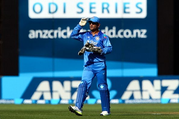 MS Dhoni becomes first Indian wicket-keeper with 300 dismissals in ODIs