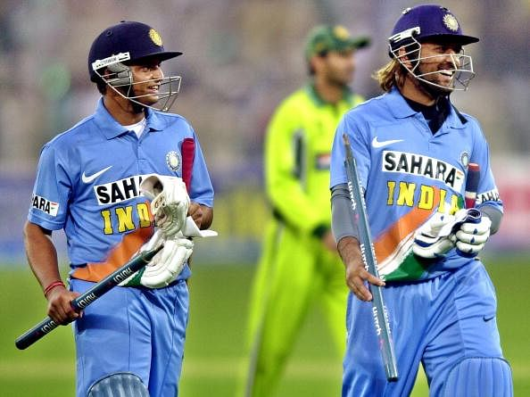 MS Dhoni and Suresh Raina to launch unique seven-a-side ...