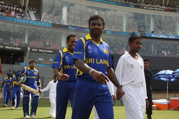 Stats: Muttiah Muralitharan holds record for most ducks in internationals