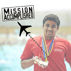Help Niranjan Mukundan qualify for 2014 Asian Para Games