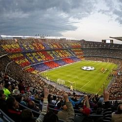 Barcelona's Nou Camp set to turn into a Mausoleum