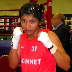 17-year-old Indian Nikhat Zareen wins boxing gold medal in international tournament in Serbia