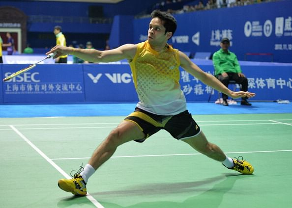 Parupalli Kashyap drops to 20th in world rankings; Saina ... Badminton Players Position