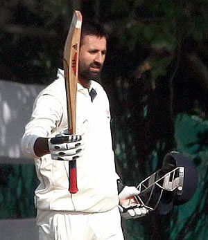 Ranji Trophy Quarter-finals: J&K vs Punjab - Match hangs in balance after captain Parvez Rasool's ton