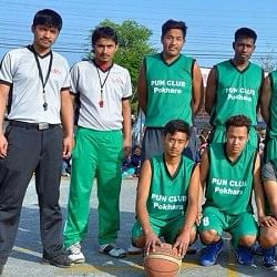 Nepal Open Inter-Club Basketball Tournament: Pun Club win title