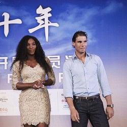 Rafael Nadal and Serena Williams get top billing for Australian Open 2014