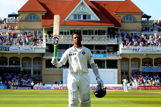 The epic at the Oval - A tribute to Rahul Dravid