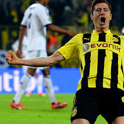 Rumour: Robert Lewandowski to hire 'bodyguards' for protection from irate Borussia Dortmund fans