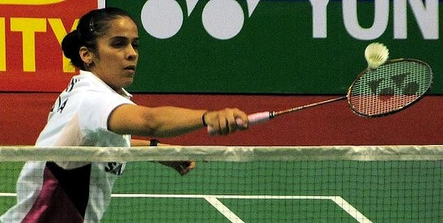 India Grand Prix Gold 2014: Saina Nehwal and PV Sindhu set up marquee clash in women's singles final